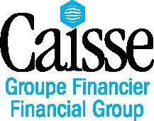 Logo de la Caisse groupe financier